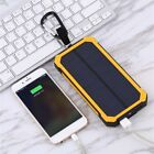 300000mAh Solar Charger Power Bank Portable Dual USB Battery Charger for Phone Q
