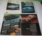Vintage Car Truck Automobile Print Ad and Magazine Cutout Part A | You Pick $3.99 USD on eBay