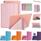 Folding Smart Leather Tablet Stand Case Skin For iPad2 3 4/Air Air2/Mini/Pro 9.7
