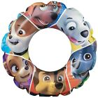 Kids Inflatable Swim Rings Rubber Ring Paw Patrol Frozen Disney Cars Marvel