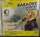 TOP TUNES KARAOKE COUNTRY VOLUME 31 CD+G TT-195