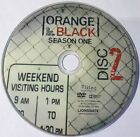Orange Is The New Black Season 1 Disc 2 Replacement DVD Disc Excellent Condition