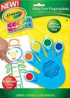 Crayola, Color Wonder Mess Free Fingerpaints and Paper, Art Tools, Great for...