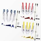 Syma S107G RC Helicopter Deliver Parts Main Blades Set Replace Accessories New