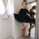 2018 Hot Women Lace Short Dress Prom Evening Party Cocktail