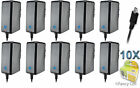 10 New AC Universal Battery Travel Home Wall Charger for LG Cell Phones (CA)