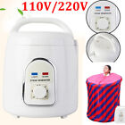 review steam cleaners for home - 110/220V 1.8L Steam Home Generator Steamer Pot Spa For Portable Steam Saunas