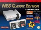 Authentic Nintendo Entertainment System: NES Classic Edition USA Brand New