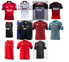 CRUSADERS 2017/2018/2019/2020 rugby jersey polo shirt singlet S-3XL