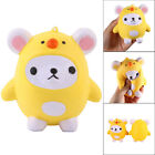 Jumbo Slow Rising Squishies Scented Cute Squishy Squeeze Charm Toys Present Lot