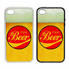 Enjoy Beer -Rubber and Plastic Phone Cover Case - Cola Parody Design £5.75  on eBay