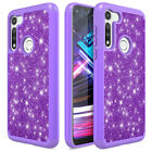For Motorola Moto G Fast Case Luxury Shockproof Bling Armor TPU+PC Phone Cover
