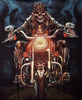 GHOSTRIDER SKULL T-SHIRT M L XL 2XL 3XL V2 RIDERS BIKERS CLUB STREETWAeR