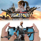 US PUBG Phone Shooter Controller Gaming Trigger Gamepad Fire Button Handle AQ