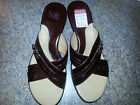 SOFFT women's shoes AMELIA leather NEW slides sandals size 9.5