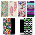 for iphone 4s case cover hard back-sprightly patterns