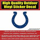 Indianapolis Colts Football Vinyl Car Bumper Window Sticker Decal on eBay
