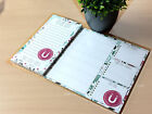 To Do List Memo Pad Magnetic Back Note Pads Fridge 2 Style Message Planner Board