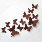 Butterfly Home Decor Sticker Art Design Decal Wall Stickers Home PVC Room Decor
