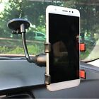 Universal Rotating Car Mount GPS Phone Holder for Samsung Galaxy S9 iPhone X 8