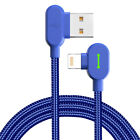 Genuine MCDODO Smart LED USB Cable for Apple X 6 7 8 Fast Charging Cable Gift