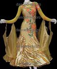 #2775 Ready-made Ballroom Modern Waltz Tango Dance Dress
