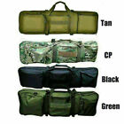 "Professional Gun Case Hunting Tactical Rifle Bag Carrying w/ Strap 34-50""Cases - 73938"