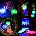 LED Plum Style Remote Control Aquarium With Light Button Battery Timing 12-light