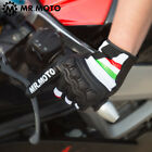 Leather Touch Screen Glove Italian Flag Ducati 1299 1199 959 899 696 796 797 821