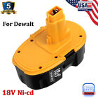 for Dewlat 18V XRP BATTERY DC9096-2 DC9099 DW9095 DW9098 DC9098 DW9096 18V Drill