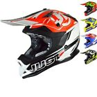 Just1 J32 Rave Motocross Off Road Enduro ATV Quad ECE 22.05 Helmet