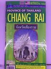 Chai RaI Thailand  map tourism location groovy from Thailand