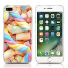 Phone Case For iPhone X 7 8 6 6s Plus 3D Snack Pattern TPU Protective Soft Shell