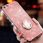 HOT Cute Glitter Bling Diamond Rhinestone Case Cover For Apple IPhone 8 / 7 Rose