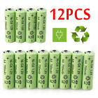 LOT AA Double A Battery 1.2V NiCd 700mAh Rechargeable Batteries For Solar Light