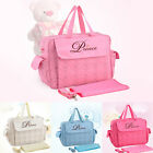 Large Baby Diaper Nappy Changing Hospital Maternity Bags Multifunctional UK