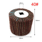 Sandpaper Flap Polishing Drawing Wheel Rust Removal for Polisher 40~120 Grit