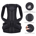 Posture Corrector Bad Back Support Brace Shoulder Scoliosis Lower Pain Relief US