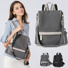 Convertible Water Resistant Backpack Rucksack Daypack Purse Shoulder Bag Travel