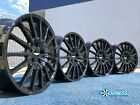 Aston+Martin+V8+Vantage+OEM+Wheel+Rims+2007+2008+2009+Gloss+Black+Staggered