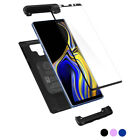 Galaxy Note 9 Case I Spigen® [Thin Fit 360] Protective Cover+ 2 Tempered Glasses