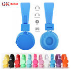 NEW Kids Over Ear Headphones Kidssafe Childrens Earphones For iPad/Tablet UK