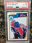 1983 O-PEE-CHEE WAYNE GRETKZY CARD #29 PSA GRADED 6 EX-MINT