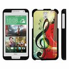 For HTC Desire 610 Hard Fitted 2 Piece Snap On Case