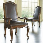 Thomasville Furniture Vintage Chateau Arm Chairs 2/Pair/Set FREE IN-HOME SHIP