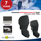 Suzuki Outboard Motor Engine Full Cover / Protect Cover image