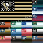 NHL National Hockey League Nation Flag 5X3FT 100D Polyester $8.0 USD on eBay