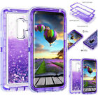 For Samsung Galaxy Note 9 Note 8 S8 Glitter Bling Shockproof