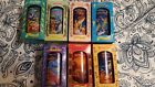 Walt Diseny 1994 collector's Cups 7 total