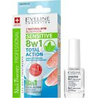 Nail Conditioners Professional 8w1 Therapy Strengtheners Eveline Cosmetics